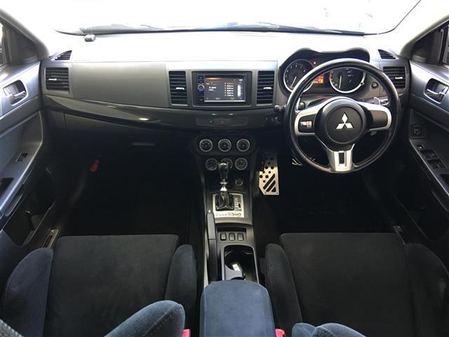 三菱 ランサー GSR エボX 4WD RECAROシート HID