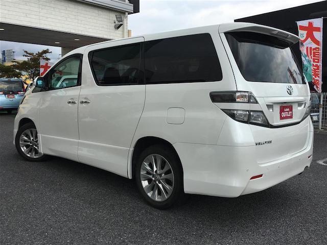 「トヨタ」「ヴェルファイア」「ミニバン・ワンボックス」「北海道」の中古車2