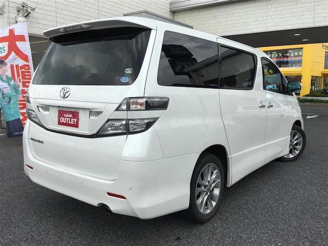 「トヨタ」「ヴェルファイア」「ミニバン・ワンボックス」「北海道」の中古車11