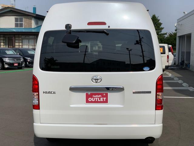 グランドキャビン 4WD 10人乗り 登録済未使用車 LED(5枚目)