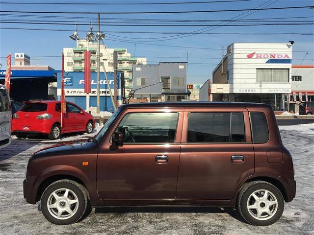 「スズキ」「アルトラパン」「軽自動車」「北海道」の中古車9