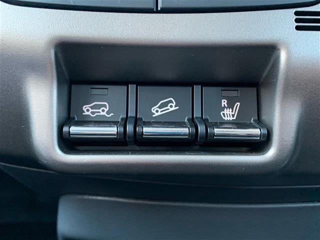 JスタイルIIターボ 4WD/純正エンジンスターター/クルーズコントロール/パドルシフト/衝突軽減ブレーキ/アイドリングストップ/横滑り防止/白線逸脱警報装置/前席シートヒーター/ハーフレザーシート/ミラーヒーター(10枚目)