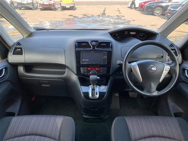 ハイウェイスター 4WD/社外ナビ/Bluetooth対応/バックカメラ/片側パワースライドドア/フリップダウンモニター/クルーズコントロール/ETC/車線逸脱警報/エンジンスターター(2枚目)
