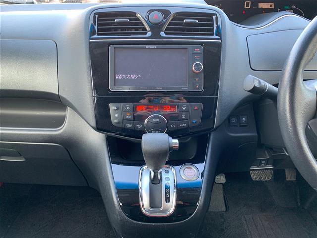 ハイウェイスター 4WD/社外ナビ/Bluetooth対応/バックカメラ/片側パワースライドドア/フリップダウンモニター/クルーズコントロール/ETC/車線逸脱警報/エンジンスターター(11枚目)