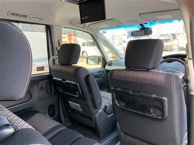 ハイウェイスター 4WD/社外ナビ/Bluetooth対応/バックカメラ/片側パワースライドドア/フリップダウンモニター/クルーズコントロール/ETC/車線逸脱警報/エンジンスターター(19枚目)