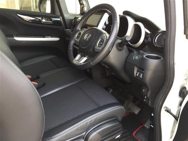 G・ターボLパッケージ 4WD/ターボ/ナビ/バックカメラ/両側パワースライドドア/シートヒーター/ハーフレザーシート/クルーズコントロール/ETC/(14枚目)