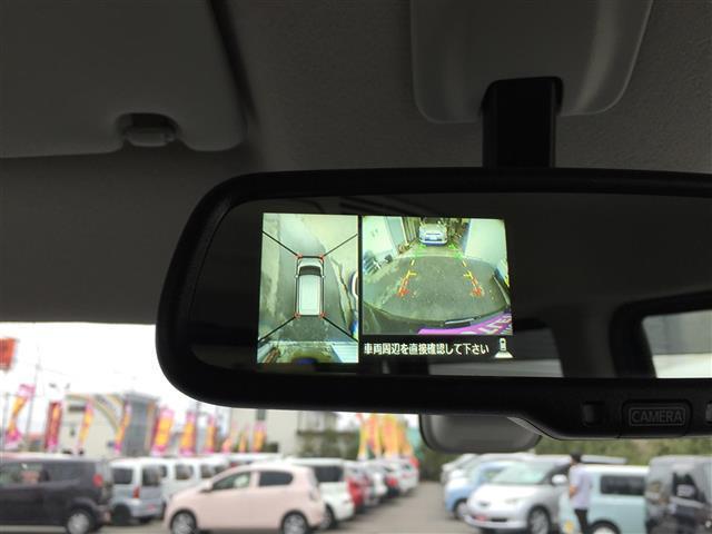 X Vセレクション 4 W D 純正SDメモリーナビ フルセグTV 両側パワースライドドア 運転席シートヒーター エンジンスターター 全方位カメラ アイドリングストップ 横滑り防止 衝突被害軽減ブレーキ(9枚目)