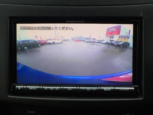 XG 4WD 社外SDナビ DVD視聴可能 バックカメラ 横滑り防止装置 前席シートヒーター E T C プッシュスタート スマートキー(9枚目)