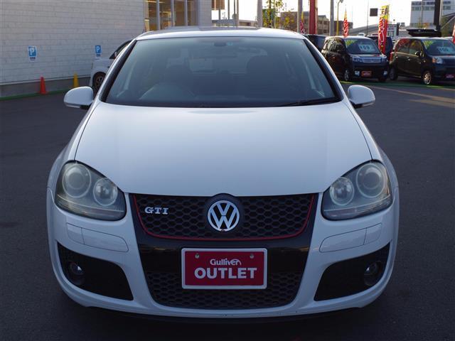 フォルクスワーゲン VW ゴルフ GTi ディスチャージ ETC ターボ CDオーディオ