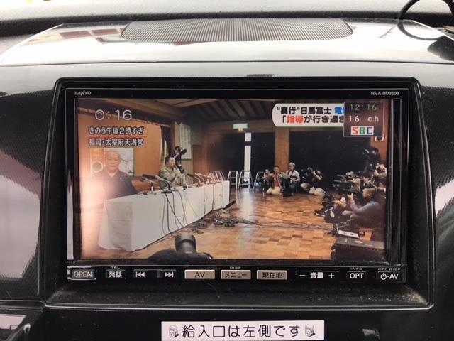 スズキ ワゴンRスティングレー TS ワンオーナ 4WD HDDナビ フルセグ バックカメラ