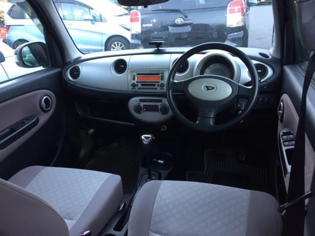 ダイハツ ミラジーノ ジーノ X ワンオーナー ETC キーレス ウインカーミラー