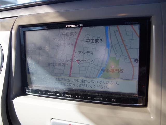スズキ アルトラパン X メモリーナビ ワンセグTV ETC CD DVD再生