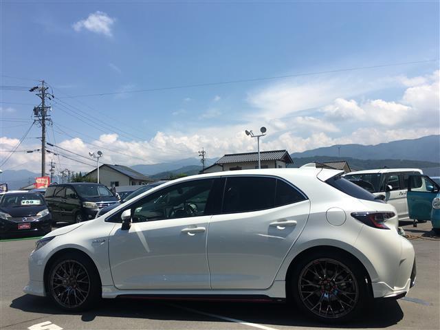 「トヨタ」「カローラスポーツ」「コンパクトカー」「長野県」の中古車9