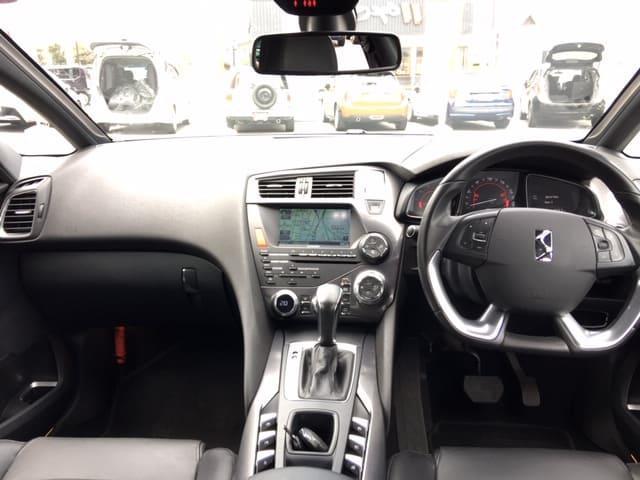 「シトロエン」「シトロエン DS5」「コンパクトカー」「新潟県」の中古車3
