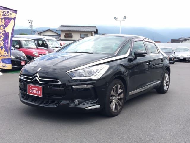「シトロエン」「シトロエン DS5」「コンパクトカー」「新潟県」の中古車9