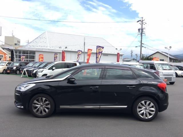 「シトロエン」「シトロエン DS5」「コンパクトカー」「新潟県」の中古車10
