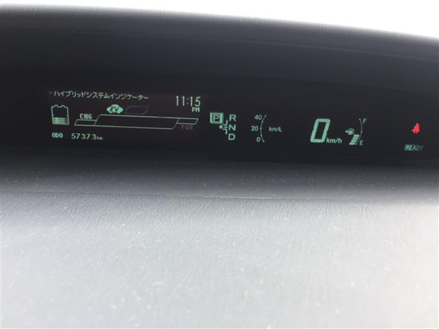 「トヨタ」「プリウス」「セダン」「長野県」の中古車6