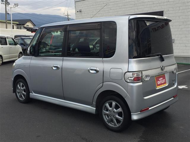 「ダイハツ」「タント」「コンパクトカー」「長野県」の中古車2