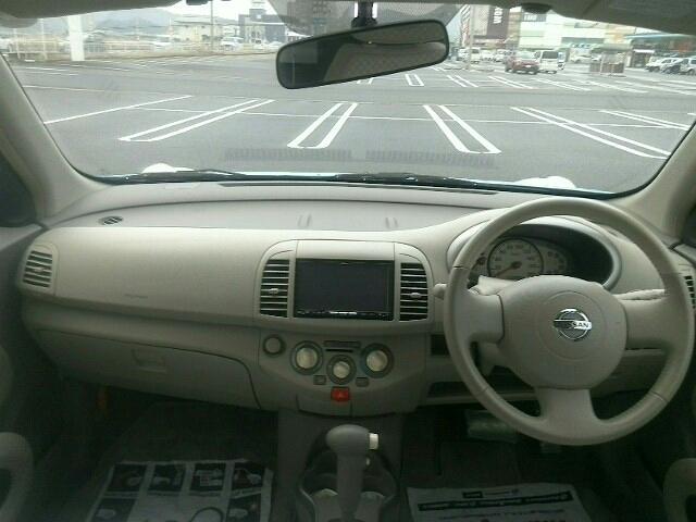 「日産」「マーチ」「コンパクトカー」「佐賀県」の中古車9