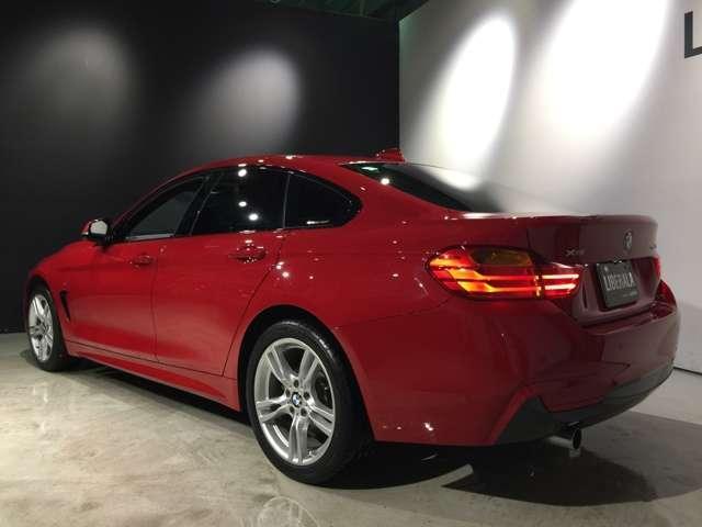 420i xDriveグランクーペ Mスポーツ フルセグTV(5枚目)