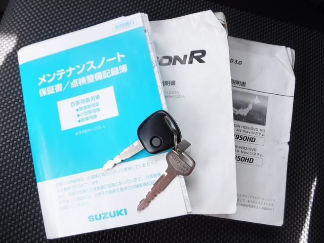 スズキ ワゴンR RR-DIターボHDDナビDVD再生キセノンETCキーレス