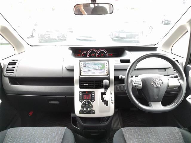 トヨタ ヴォクシー ZS 7人 パワースライド 純正メモリーナビ Bカメラ