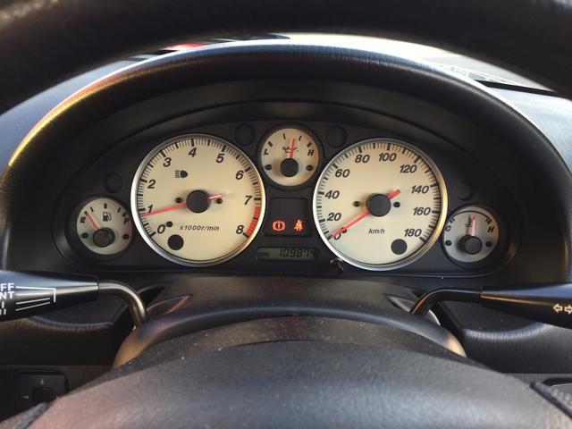 マツダ ロードスター M 社外15インチAW TEIN車高調 純正CD キーレス