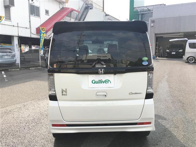 「ホンダ」「N-BOXカスタム」「コンパクトカー」「福岡県」の中古車9