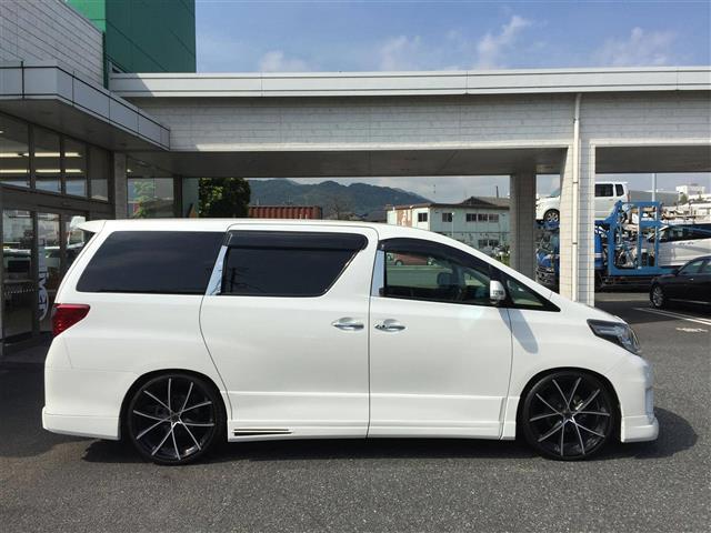 「トヨタ」「アルファード」「ミニバン・ワンボックス」「福岡県」の中古車7
