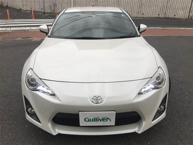 「トヨタ」「86」「クーペ」「福岡県」の中古車5