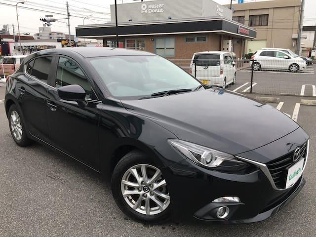 「マツダ」「アクセラスポーツ」「コンパクトカー」「福岡県」の中古車18