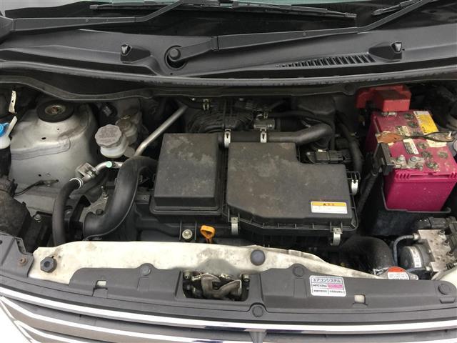 スズキ ワゴンR FX ベンチシート アイドリングストップ キーレス CD