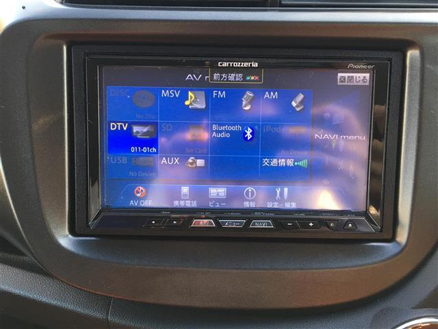 ホンダ フィット RS ナビ フルセグTV ETC