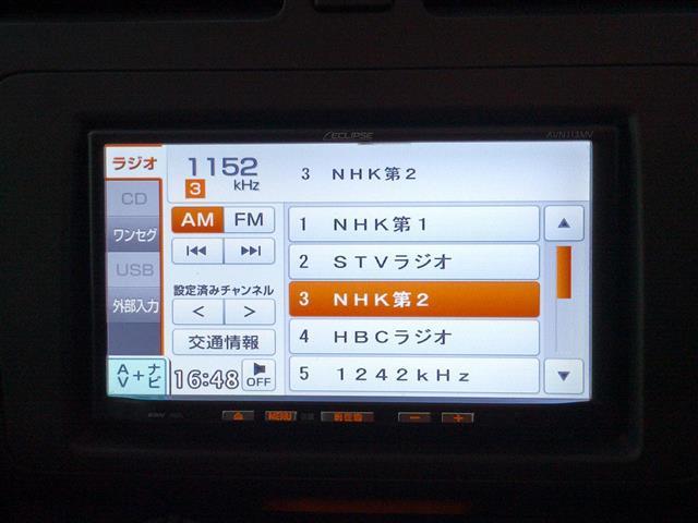 スズキ スイフト XS HDDナビ ワンセグ スマートキー 純正AW CD