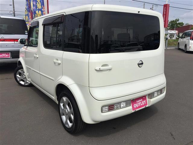 「日産」「キューブ」「ミニバン・ワンボックス」「北海道」の中古車2