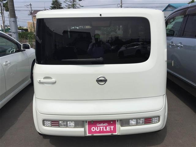 「日産」「キューブ」「ミニバン・ワンボックス」「北海道」の中古車16