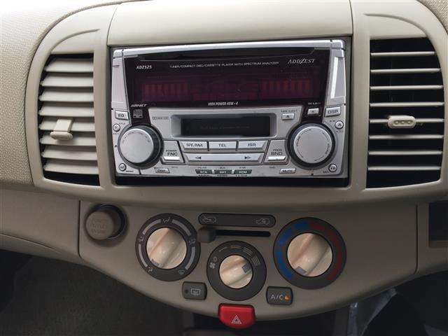 「日産」「マーチ」「コンパクトカー」「北海道」の中古車7