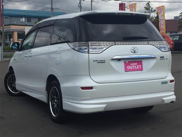 「トヨタ」「エスティマ」「ミニバン・ワンボックス」「北海道」の中古車2
