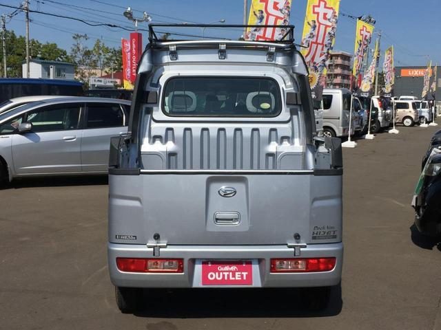 デッキバンG 4WD 5速MT ルーフキャリア 純オーディオ(17枚目)