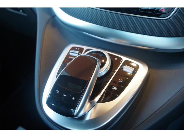 V220d スポーツ ロング ・Burmesterサラウンドシステム・パノラミックスライディングルーフ・黒革シート・レーダーセーフティPKG・360°カメラ・LEDインテリジェントライト・両側パワースライドドア・パワーバックドア(12枚目)