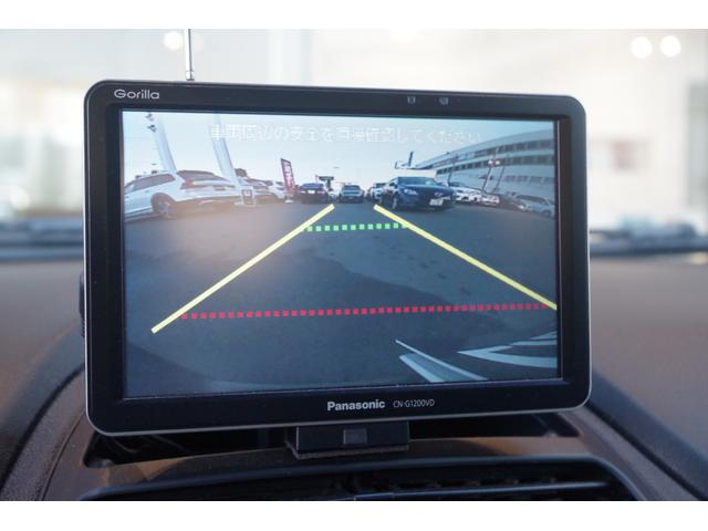 ベースグレード ・社外ポータブルメモリナビ・ワンセグTV・バックカメラ・アルカンターラシート・ヒルホールドシステム・TTC(トルクトランスファーコントロール)・アイドリングストップ・ETC・左ハンドル・6速マニュアル(9枚目)