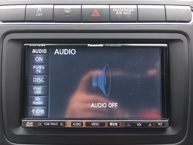 フォルクスワーゲン VW ポロ TSIコンフォートライン メモリナビ ETC DVD再生