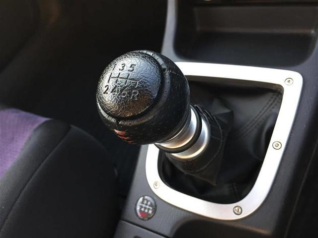 WRX STi スペックC リミテッド 6速マニュアル車(17枚目)