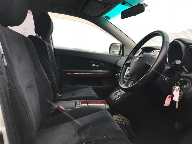 トヨタ ハリアー 240G Lパック プライムセレ 4WD HDDナビ ETC