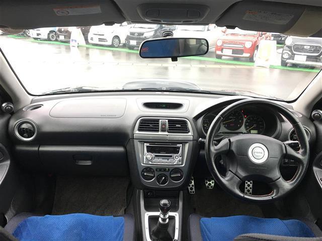 STi リミテッド 2.0WRX 4WD 6速MT(3枚目)