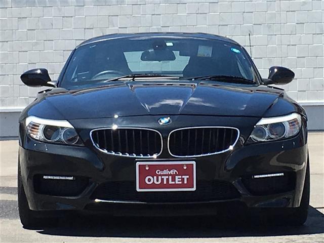 BMW BMW Z4 sDrive20i Mスポーツ黒革シート純正ナビ電動オープン