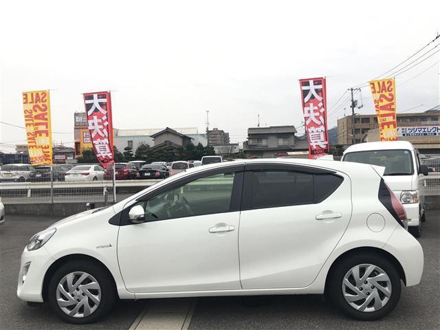 「トヨタ」「アクア」「コンパクトカー」「岡山県」の中古車12