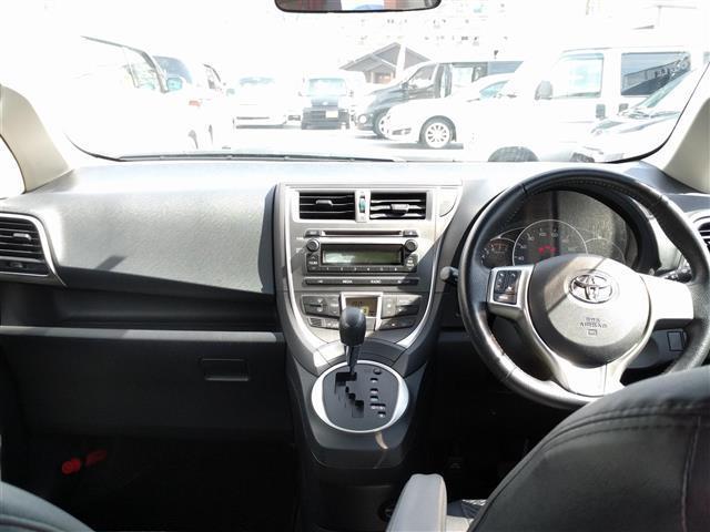 トヨタ ラクティス G ディスチャージ スマートキー キーレス CDオーディオ