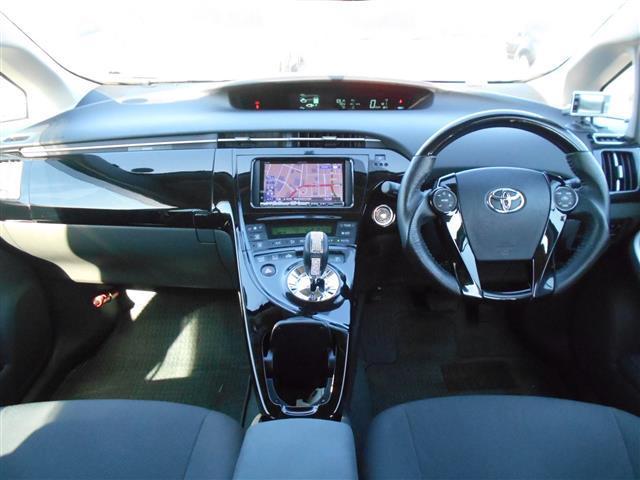 トヨタ プリウス S ツーリングセレクション ワンオーナー