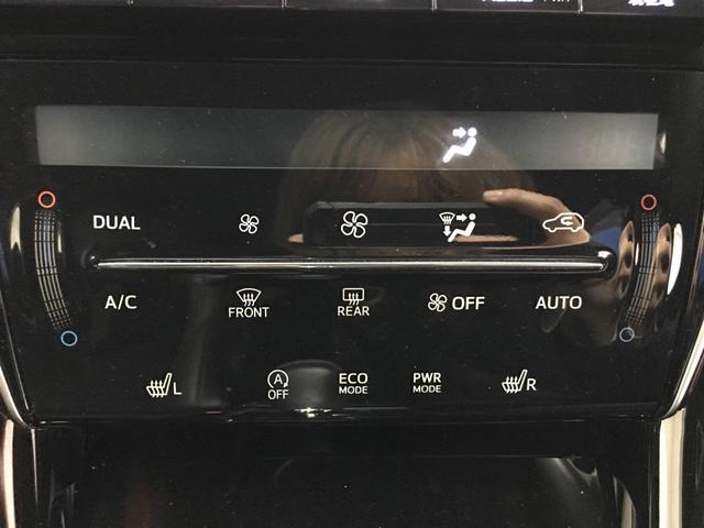 トヨタ ハリアー プレミアム スタイルモーヴ 純正9型ナビ バックカメラ